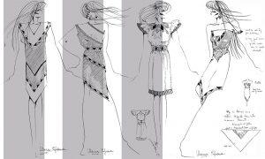 Linea moda figurini