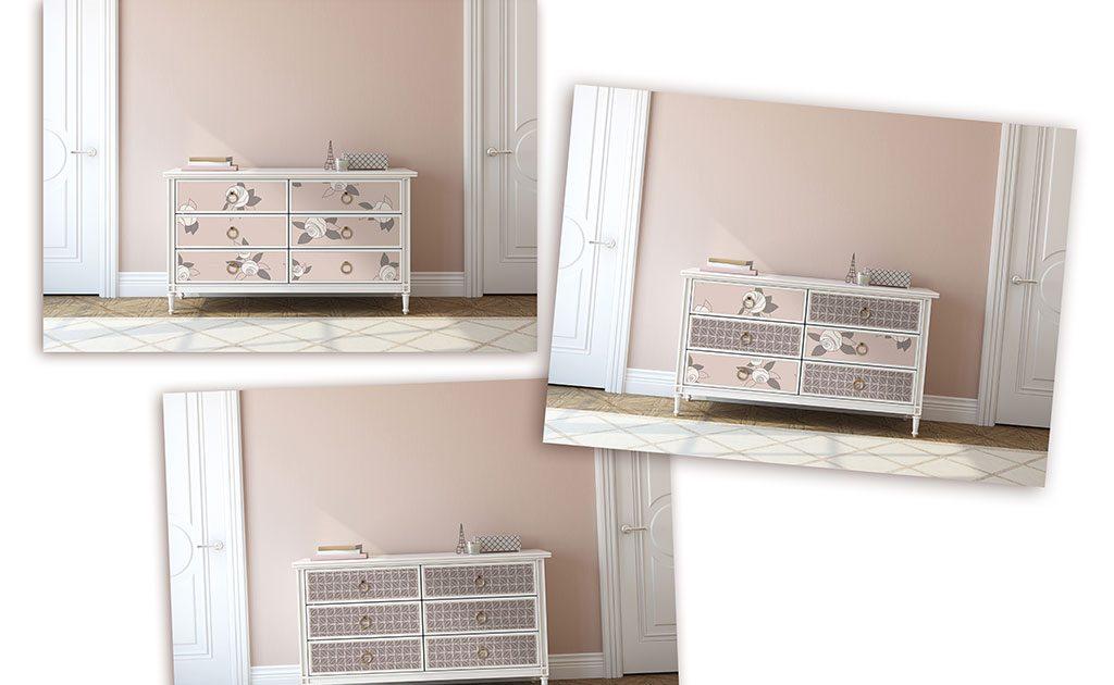 Restyling mobili arredamento