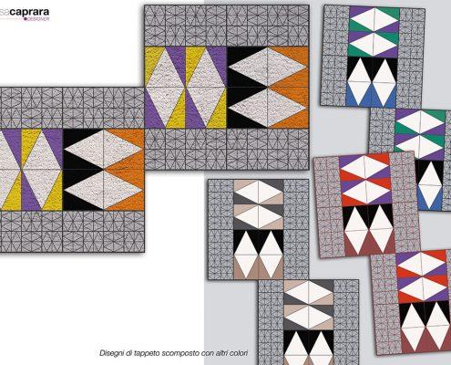 Linea tessuti tappeti e tappezzeria