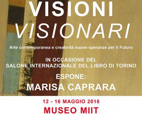 Marisa Caprara espone al MIIT Torino