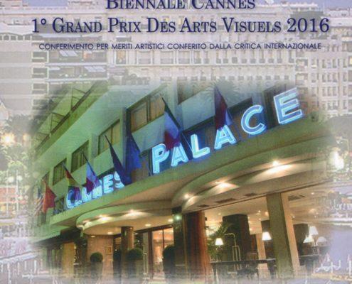 Biennale arti visive di Cannes