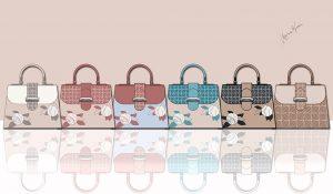 Borsa linea accessori moda