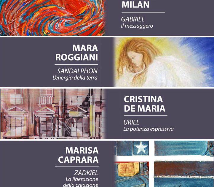 Mostra arte Marisa Caprara