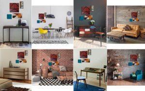 Ambiente classico contempiraneo interior design